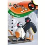 Pingu - Entre Irmaos (DVD) - Pingu