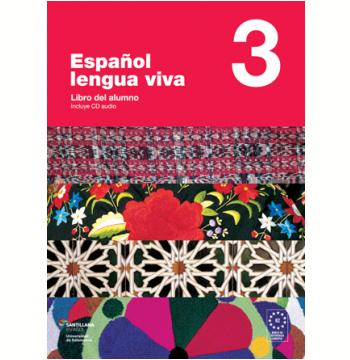 Español Lengua Viva 3 - Libro Del Alumno + Cd Audio
