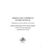 Direito Do Comercio Internacional - Maristela Basso