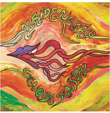 Alaídenegão - Senoide Sensual (CD)