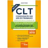 CLT 2018 - Consolidação das Leis do Trabalho (Mini) - Jair Lot Vieira