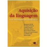 Aquisição da Linguagem - Alessandra Del Re