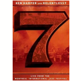 Ben Harper - Relentless7 - Live From the Montreal International Jazz Festival (DVD) - Ben Harper, Relentless7