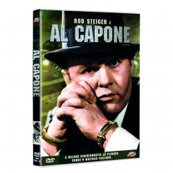 DVD - Al Capone - Rod Steiger - 7898366216097