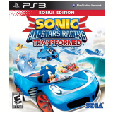 Sonic & All-Stars Racing Transformed Bonus Edition (PS3) -