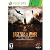 History Legends Of War: Patton (X360) -