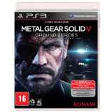 Metal Gear Solid V:  Ground Zeroes (PS3) -