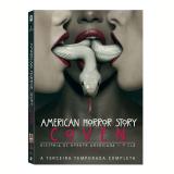 American Horror Story: Coven - 3ª Temporada (DVD) - Vários (veja lista completa)
