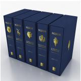 Box - As Cr�nicas de Gelo e Fogo - Edi��o de Luxo (5 Vols.) - George R. R. Martin