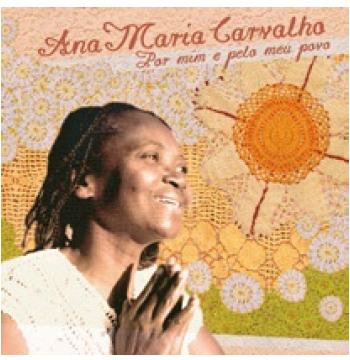 Ana Maria Carvalho - Por Mim e Pelo Meu Povo (CD)