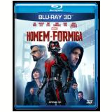 Homem-formiga 3d (Blu-Ray) - Michael Douglas, Paul Rudd