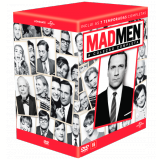 Mad Men - A Coleção Completa (DVD) - John Slattery, Jon Hamm