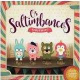 Orquestra Sinfônica Petrobrás - Os Saltimbancos Sinfônico (CD) - Orquestra Sinfônica Petrobrás
