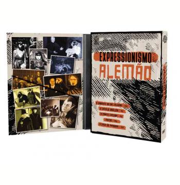 Expressionismo Alemão (DVD)
