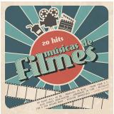 20 Hits - Músicas De Filmes (CD) - Vários Artistas