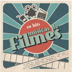 CDs - 20 Hits - Músicas De Filmes - Vários Artistas - 7899340705941