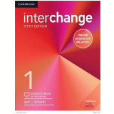Interchange 1 SB With Online Self-Study And Online WB - 5TH ED - Jack C. Richards, Jonathan Hull, Susan Proctor