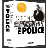Box - Sting & The Police (DVD) - Sting, The Police