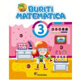 Buriti - Matemática - 3º Ano - Editora Moderna
