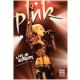 Pink - Live in Europe From the 2004 Try This Tour (DVD) - Pink