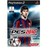 Pro Evolution Soccer 2010 (PS2) -