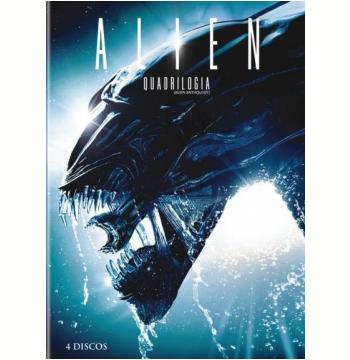 Alien - Quadrilogia  (DVD)