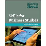 Business Result Upper-intermediate Skills For Business Studies -