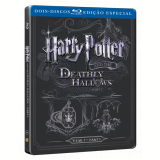 Harry Potter e as Relíquias da Morte - Parte 1 - Edição Especial (Blu-Ray) - Vários (veja lista completa)