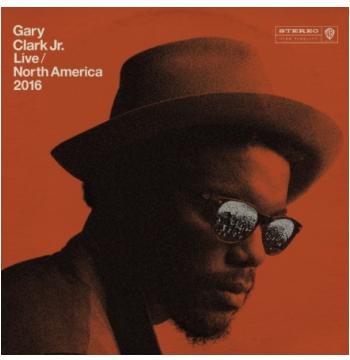 Gary Clark Jr. - Live North America 2016 (CD)