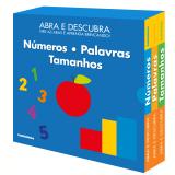 Caixa - Abra E Descubra (3 Vols.)