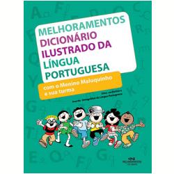 Dicion�rio Ilustrado da L�ngua Portuguesa com o Menino Maluquinho