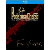 Trilogia O Poderoso Chefão - The Coppola Restoration (Blu-Ray) - Vários (veja lista completa)