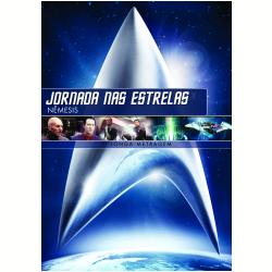 DVD - Jornada nas Estrelas X - Nêmesis - Patrick Stewart - 7890552096599