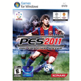 Pro Evolution Soccer 2011 (PC) -