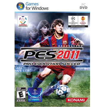 Pro Evolution Soccer 2011 (PC)