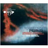 Osesp E Fabio Mechetti  - Tchaikovsky - Sinfonia Nº 5 E A Tempestade (CD) - Osesp, Fabio Mechetti