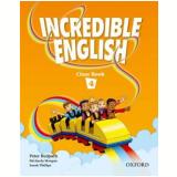 Incredible English 4 Class Book -