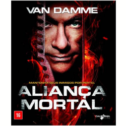 Blu - Ray - Aliança Mortal - Peter Hyams ( Diretor ) - 7898920258310