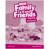 Family And Friends Start - Workbook - Second Edition -