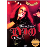 Ronnie James Dio - In Concert (DVD) -