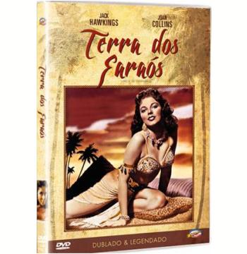 Terra Dos Faraós (DVD)