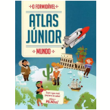Mundo: O Formidável Atlas Júnior - Yoyo Books