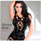 Marina Elali - Novelas (CD) - Marina Elali