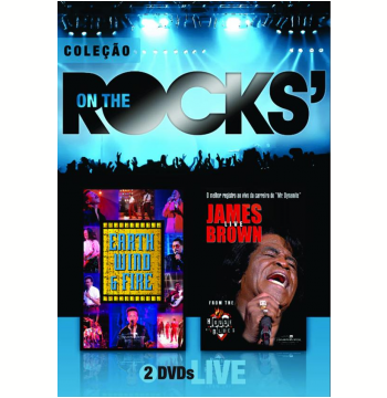 Earth, Wind And Fire & James Brown  (DVD)