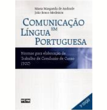Comunicaçao Em Lingua Portuguesa - Normas Para