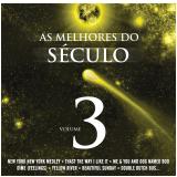 As Melhores Do Seculo Vol.3 (CD) - Diversos