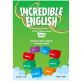 Incredible English 3 & 4 Dvd - Activity Book - Second Edition -