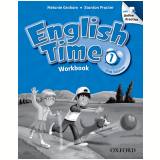 English Time 1 - Workbook With Online Practice Cd Included - Second Edition -