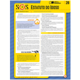 COLE��O SOS - S�NTESES ORGANIZADAS SARAIVA VOL. 28 ESTATUTO DO IDOSO - 1� edi��o (Ebook) - Vitor Frederico K�mpel