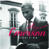 Emerson - Lembra De Mim (CD) - Emerson
